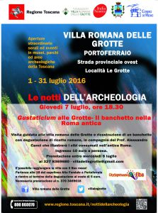 Locandina A3 Notti Archeologia_2016 Grotte