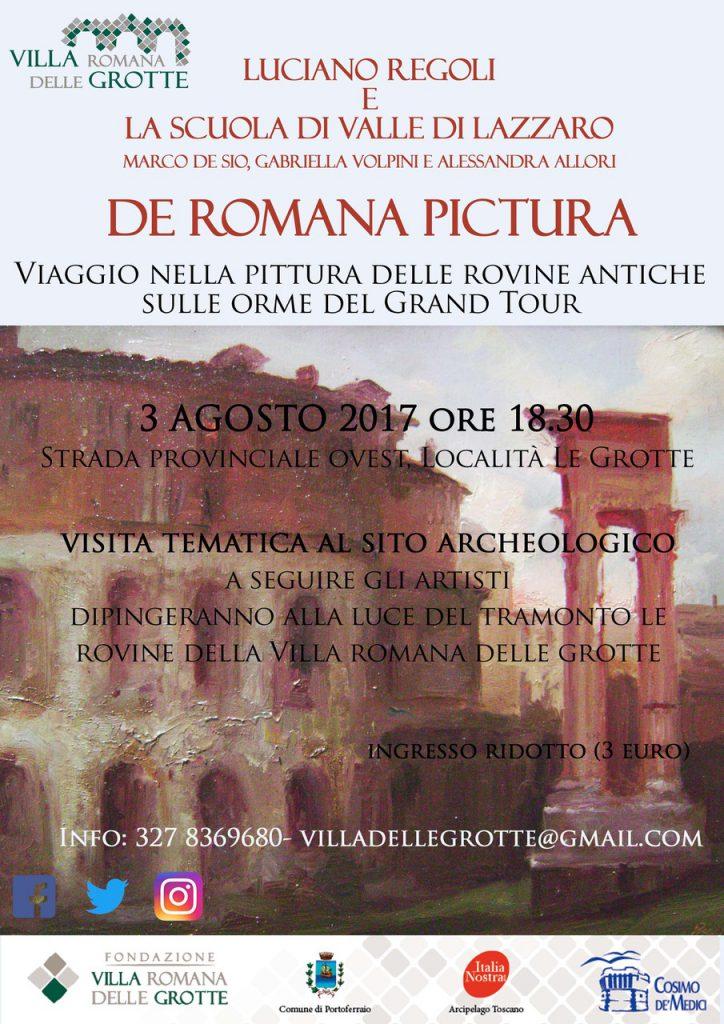 De Romana Pictura